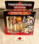 1988 Landmine Complete With Box & Inserts G1 Transformers Pretender