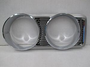 Mopar NOS 1969 Chrysler Newport Left Hand Headlight Bezel 2898163