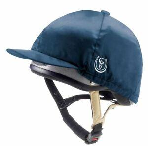Gatehouse Hat Silk Navy 56-59cm suit Jockey Skull HS1/HS1-V/RXC1/Longchamps
