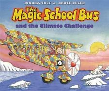 The Magic School Bus : And the climate challenge (2012 CD AUDIOBOOK)