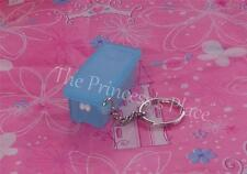 Tupperware FridgeSmart Container Keychain Turqouise Collectible Gadget NEW