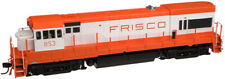 ATLAS 10001155 HO U30B SLSF 848 (Frisco) - Brand New C-10 Mint