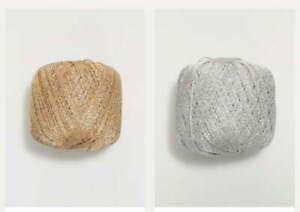 (100g - 31,50 €) Sandnes Garn London - 60% Viskose, 40% metall. Polyester