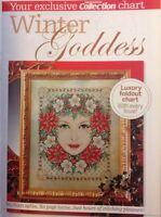 Winter Goddess By Joan Elliott Cross Stitch Chart