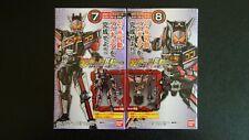 Kamen Rider So-Do Zi-O Decade Armor Saber Form Figure New US Seller Book 6
