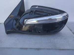 2016 2017 2018 HYUNDAI SANTA FE Driver Side View Mirror Power OEM