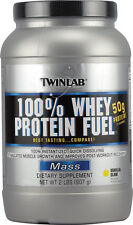 100% Whey Protein Fuel, Twinlab, 5 lbs Chocolate
