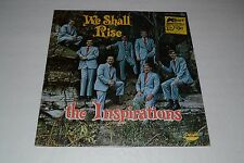 The Inspirations~We Shall Rise~1972 Canaan Records CAS-9725~FAST SHIPPING