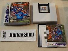Dragon Warrior Monsters 1 I Complete Game Boy Color Gbc Box