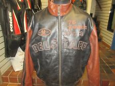 BELSTAFF LTD EDITION LEATHER CASUAL JACKET MEDIUM