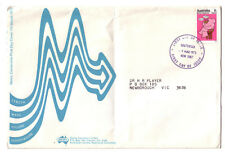 1973 FDC Sigma Metrics - neat address (scarce)