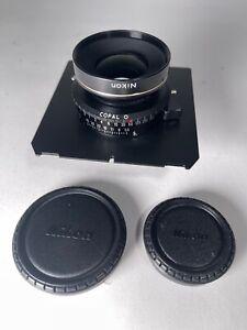 Nikon Nikkor Am ED 120mm 5.6 4x5 lens (very clean)