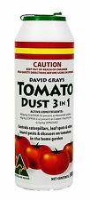 Tomato Dust 3in1 500g David Grays Catepillars Pest Organic Insecticide Spinosad