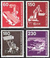 BRD (BR.Deutschland) 990-994 (kompl.Ausgabe) postfrisch 1978 Industrie und Techn
