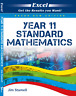 Excel Year 11 MATHEMATICS NEW Edition by Pascal Press 9781741256819 Free Shippin