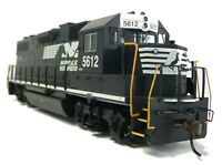 HO Scale Model Railroad Trains Norfolk Southern GP-38-2 Locomotive DCC Equipped