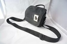 Gray messenger /canvas bag case for Canon Powershot SX540 HS, SX420 IS, G3X SX60