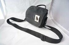 Gray messenger canvas bag case for Nikon P610 P600 P530 P520 P500 L840 camera
