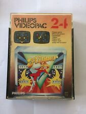 Philips Videopac G7000 Game Cartridge - Number 24 - Flipper