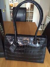 Women's Croc Print Accessories Handbags