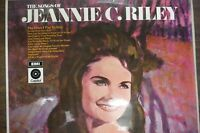 Songs of Jeannie C Riley 33RPM 012016 TLJ