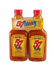 Heinz 57 Sauce (20 oz., 2 pk.) ( Free-Shiping )