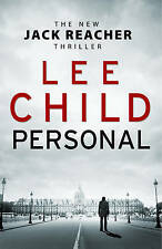 Lee Child Ex-Library Fiction Books in English