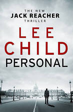 Lee Child Ex-Library Books