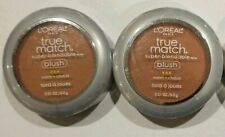 L'Oreal True Match Super Blendable Blush Makeup W7-8 Soft Sun Warm Set of 2