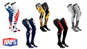 100% Original Men's Rev Knee Brace Socks