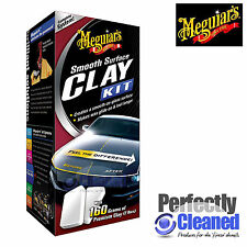 Meguiars Smooth Surface Clay Kit - Bargain Detailing!