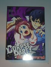 Corpse Party Blood Covered Vol 4 Yen Press Kedouin Shinomiya (PB)< 9780316397896