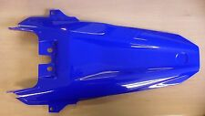 GENUINE YAMAHA MOTORCYCLES WR125 R WR125 X REAR MUDGUARD FENDER PANEL IN BLUE