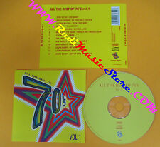 CD Compilation All The best Of 70's Vol.1 ROSE ROYCE CHICAGO no lp mc dvd (C10)