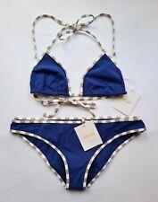 New Diane Von Furstenberg Bikini Set Size S