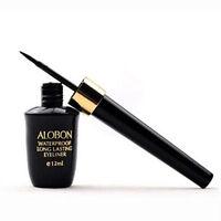 Black Liquid Eyeliner Comestics Set Make Up Waterproof Eye Liner Pencil Pen