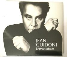 LEGENDES URBAINES : JEAN GUIDONI - [ CD ALBUM NEW ]