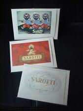 Postkarten, Klapppostkarten Sarotti 03