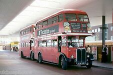 London Transport RT4190 Heathrow 1978 Bus Photo