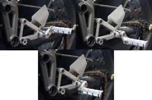 Ducati Adjustable Footpeg Footrest Rearset Kit 748 916