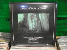 Various - Industrial Minds ' LP MINT Love Is Colder Than death - Days Of Sorrow