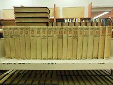 Joseph Conrad - THE WORKS - 1921 SIGNED LTD. Edition 20 Vol's #387/780 Heinemann
