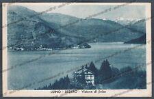 VARESE LUINO 24 BEDERO Cartolina viaggiata 1948