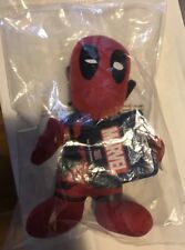 "Deadpool Nerd Block Exclusive 7"" Plush - With Swords - Marvel - Sealed"