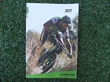 NEW CANNONDALE 2017 CATALOGUE ROAD TRIATHLON CX MOUNTAIN 29r KIDS CYCLING BIKES