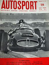 Autosport 26th 1960 de febrero * Gran Premio Argentino & Henry Taylor *