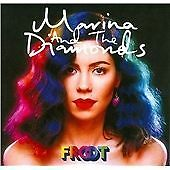 Marina and the Diamonds - Froot (2015)  BRAND NEW CD