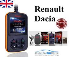 OBD II iCarsoft I907 RENAULT DACIA ECU SRS ABS OIL SERVICE RESET DIAGNOSTIC TOOL