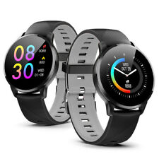 """NEW 1.3"""" Round Touch Smart Bluetooth Sync Watch For iPhone & Android Devices"""