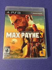 Max Payne 3 (PS3) USED